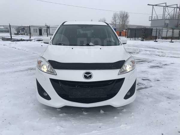Mazda Mazda5, 2010 год, 727 000 руб.