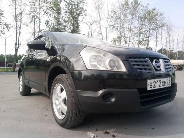 Nissan Dualis, 2009 год, 530 000 руб.