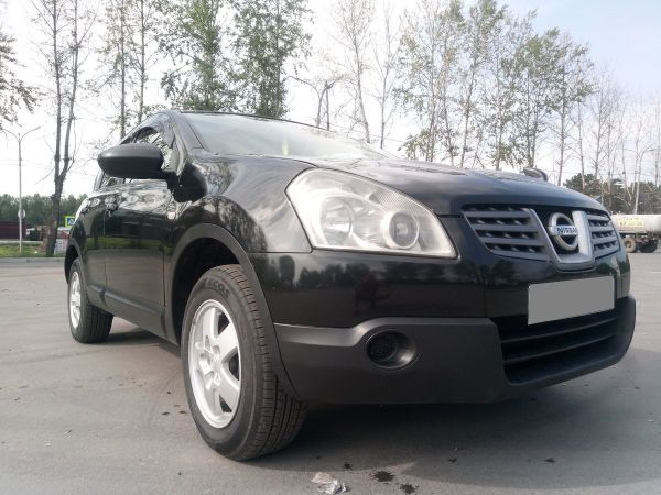 Nissan Dualis, 2009 год, 800 000 руб.