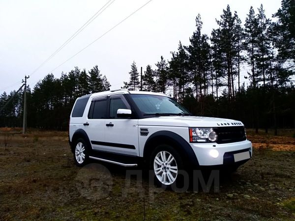Land Rover Discovery, 2010 год, 1 199 000 руб.