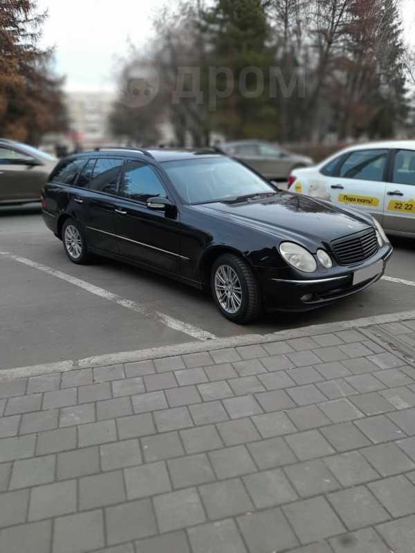 Mercedes-Benz E-Class, 2004 год, 520 000 руб.