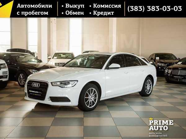 Audi A6, 2014 год, 1 149 000 руб.