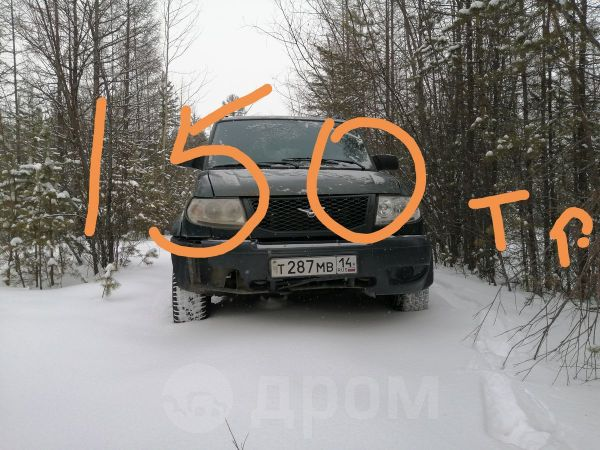 УАЗ Патриот, 2012 год, 260 000 руб.