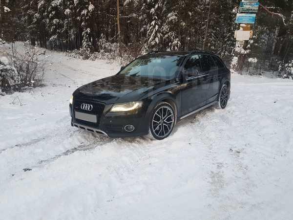 Audi A4 allroad quattro, 2009 год, 800 000 руб.