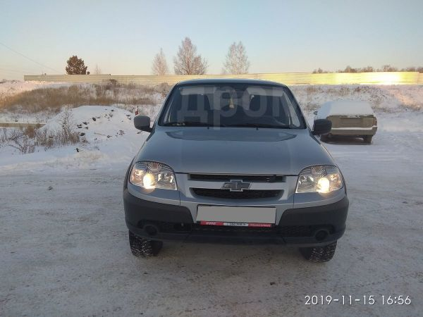 Chevrolet Niva, 2015 год, 398 000 руб.