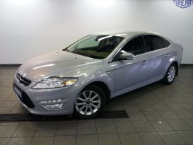 Жуковка Ford Mondeo 2012