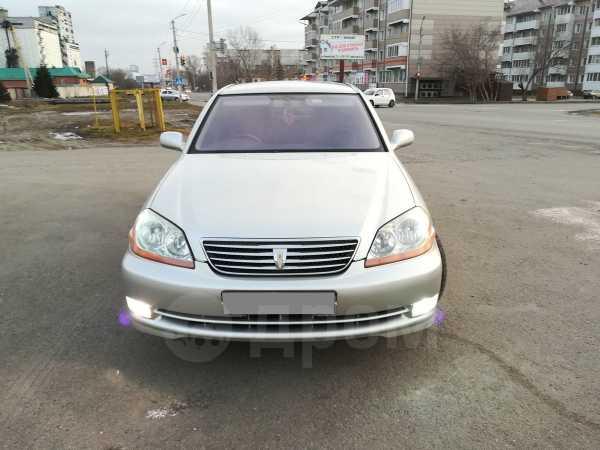 Toyota Mark II, 2002 год, 385 000 руб.
