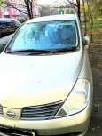 Nissan Tiida Latio, 2007 год, 345 000 руб.