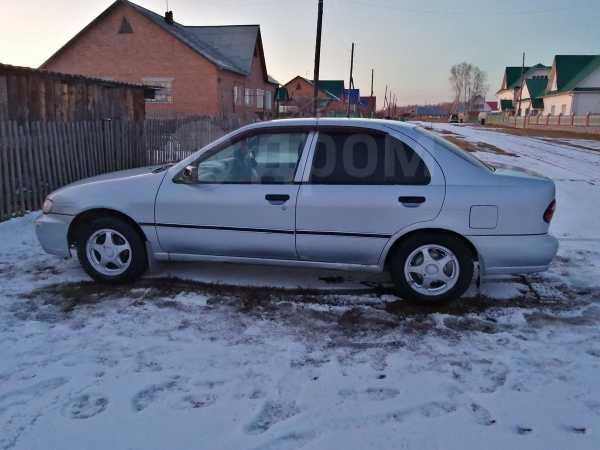 Nissan Pulsar, 1999 год, 115 000 руб.