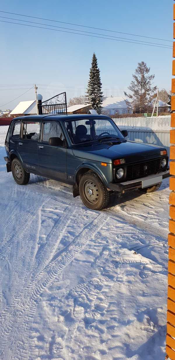 Лада 4x4 2131 Нива, 2010 год, 260 000 руб.