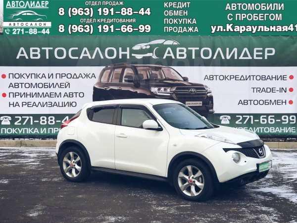 Nissan Juke, 2012 год, 597 000 руб.
