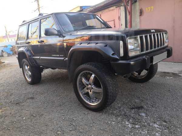 Jeep Cherokee, 2001 год, 925 000 руб.