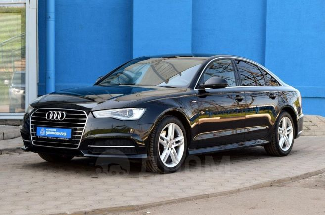 Audi A6, 2015 год, 1 359 000 руб.