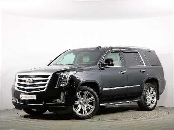 Cadillac Escalade, 2017 год, 3 870 000 руб.