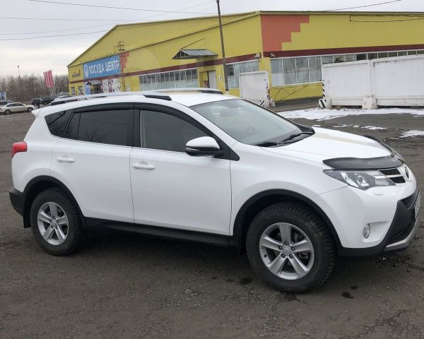 Toyota RAV4, 2014 год, 1 525 000 руб.
