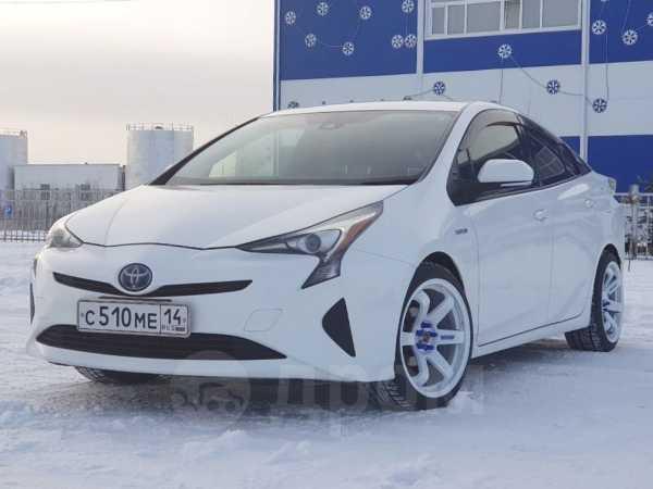 Toyota Prius, 2016 год, 1 185 000 руб.
