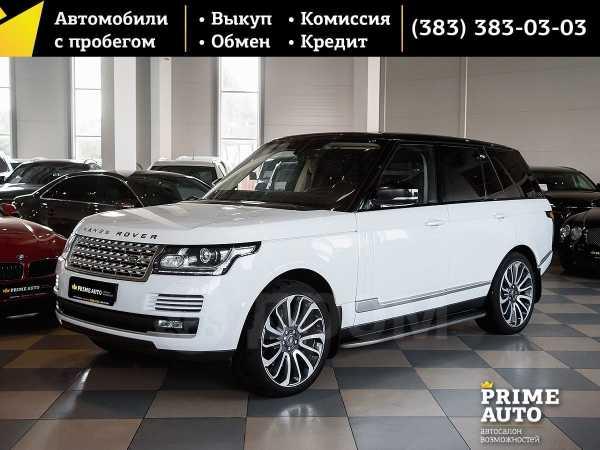Land Rover Range Rover, 2013 год, 3 139 000 руб.