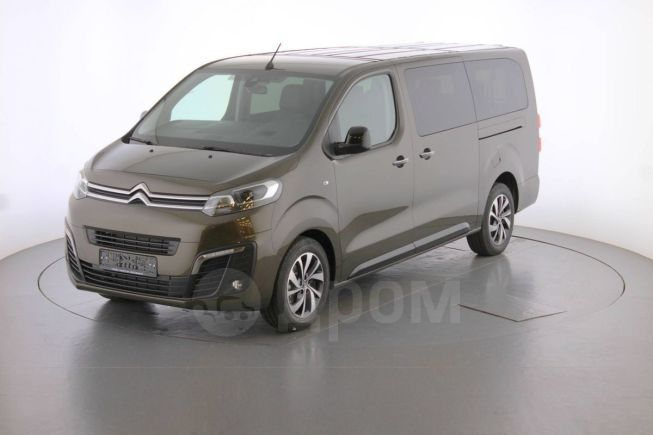Citroen Spacetourer, 2018 год, 2 740 000 руб.