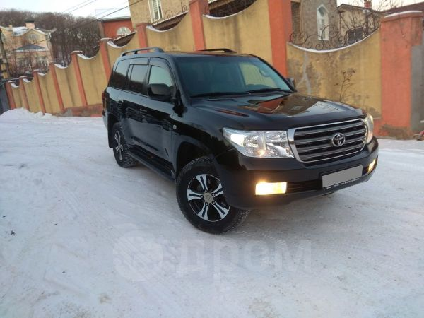 Toyota Land Cruiser, 2008 год, 1 780 000 руб.