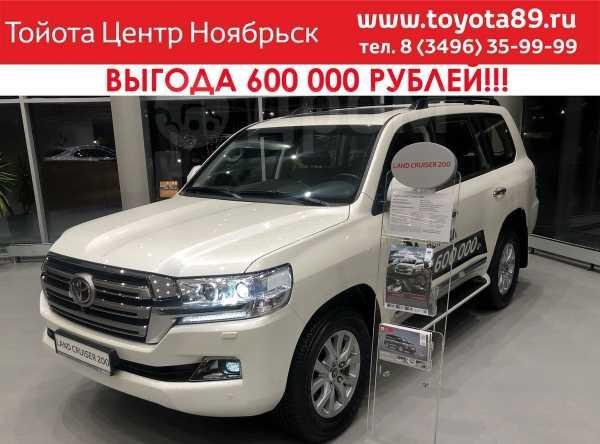 Toyota Land Cruiser, 2018 год, 5 400 000 руб.
