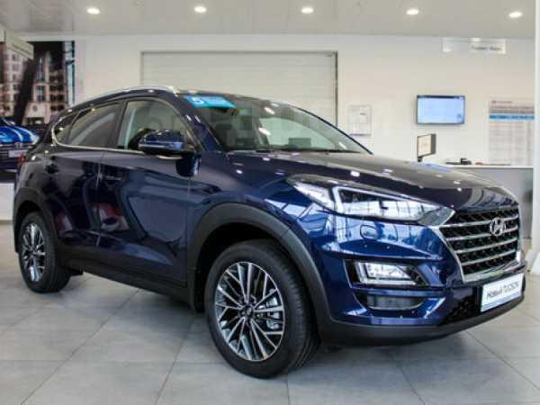 Hyundai Tucson, 2019 год, 1 894 000 руб.