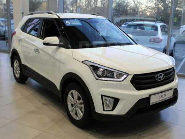 Hyundai Creta, 2019 год, 1 245 000 руб.