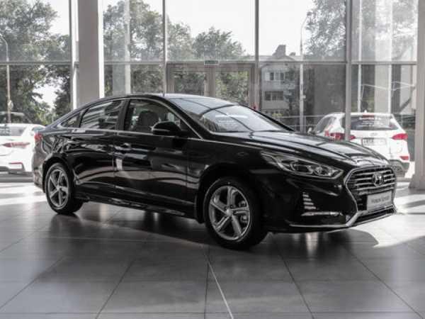 Hyundai Sonata, 2019 год, 1 815 000 руб.