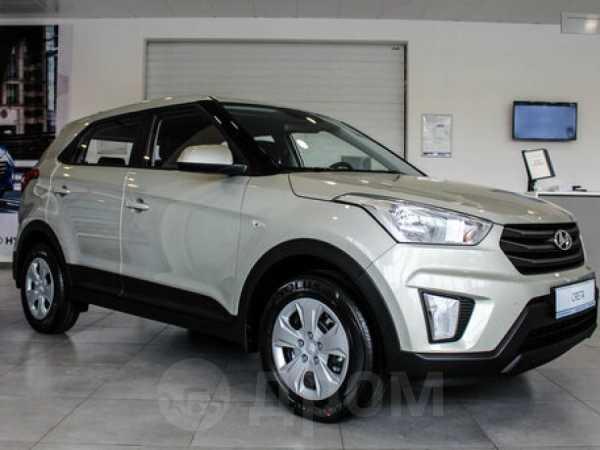 Hyundai Creta, 2019 год, 1 121 000 руб.
