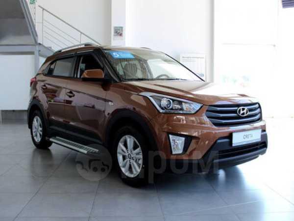 Hyundai Creta, 2019 год, 1 341 000 руб.