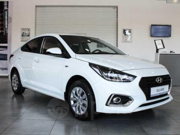Hyundai Solaris, 2019 год, 984 000 руб.