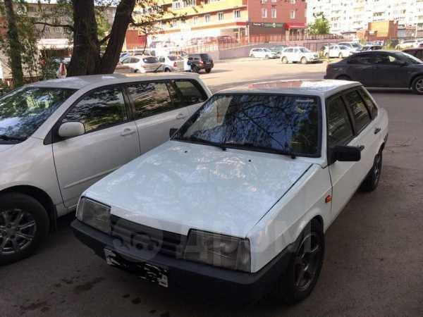 Лада 21099, 1997 год, 77 777 руб.