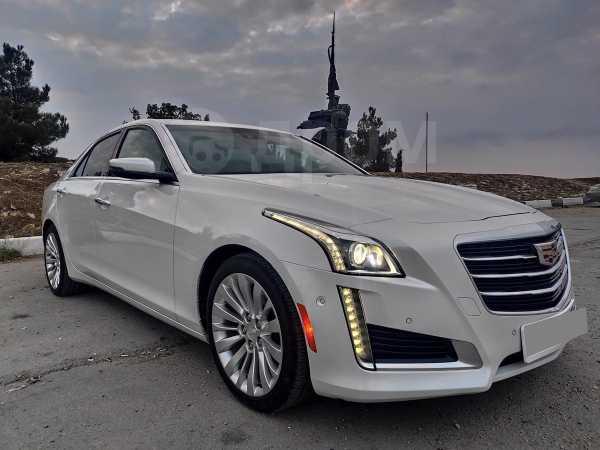 Cadillac CTS, 2015 год, 1 410 000 руб.