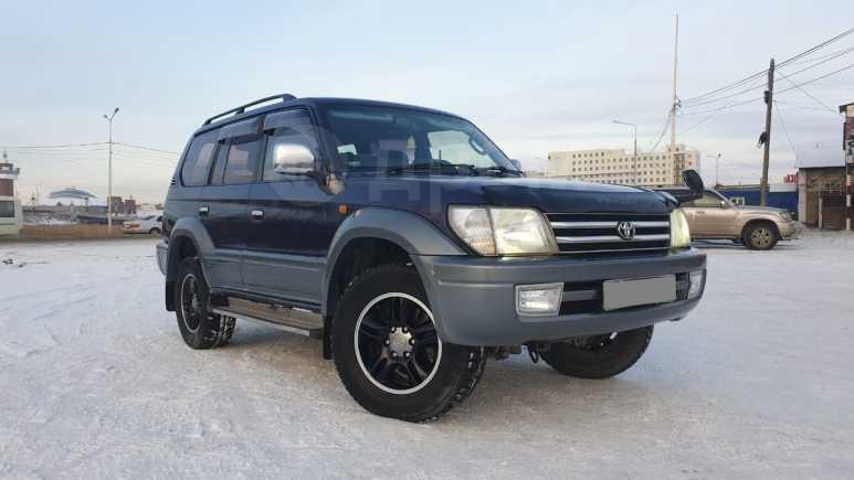 Toyota Land Cruiser Prado, 1997 год, 645 000 руб.