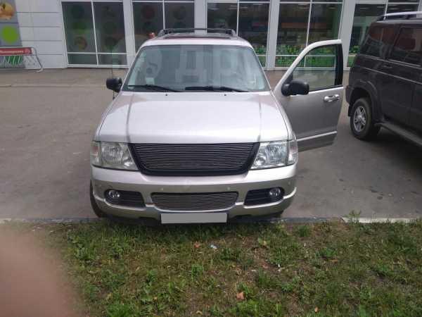 Ford Explorer, 2004 год, 415 000 руб.