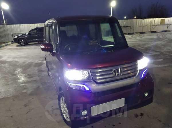 Honda N-BOX, 2013 год, 490 000 руб.