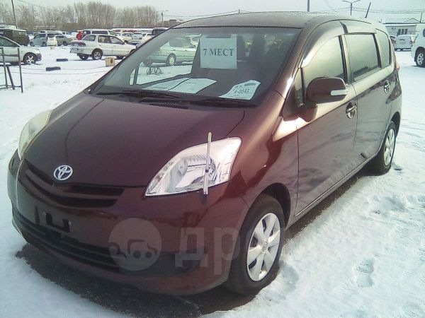 Toyota Passo Sette, 2010 год, 599 000 руб.