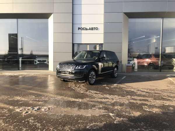 Land Rover Range Rover, 2019 год, 8 227 000 руб.
