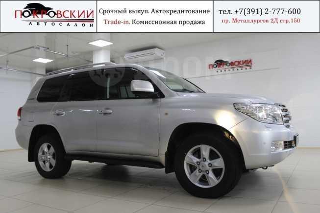 Toyota Land Cruiser, 2011 год, 1 800 000 руб.
