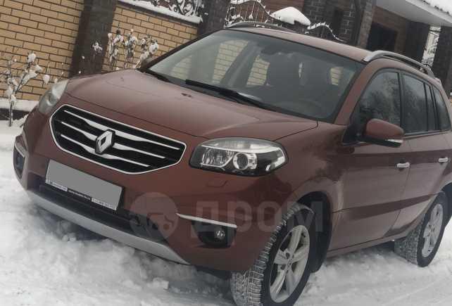 Renault Koleos, 2011 год, 685 000 руб.