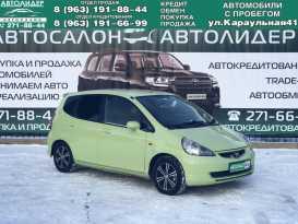 Красноярск Honda Fit 2004