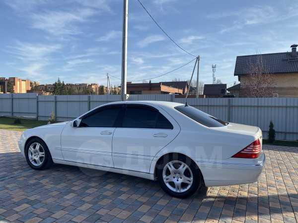 Mercedes-Benz S-Class, 2004 год, 990 000 руб.