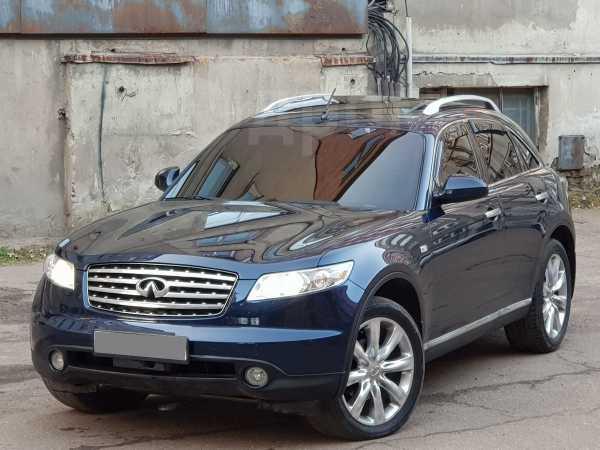 Infiniti FX45, 2007 год, 720 000 руб.