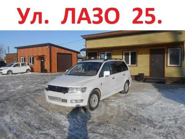 Mitsubishi Chariot Grandis, 2000 год, 200 000 руб.