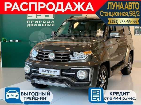 УАЗ Патриот, 2018 год, 1 160 000 руб.