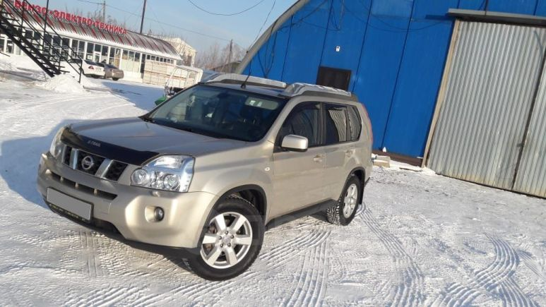 Nissan X-Trail, 2008 год, 777 777 руб.