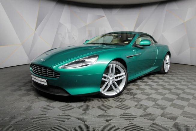 Aston Martin Virage, 2012 год, 6 300 000 руб.