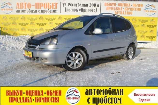 Chevrolet Rezzo, 2007 год, 254 244 руб.