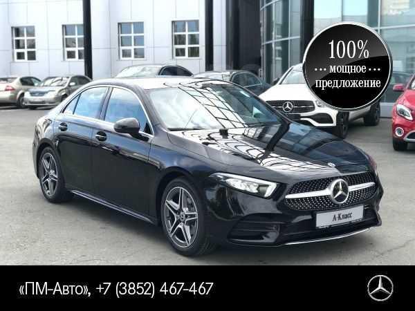 Mercedes-Benz A-Class, 2019 год, 2 230 000 руб.