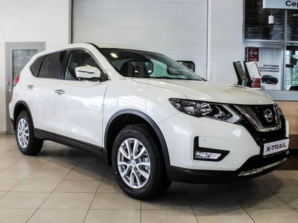Nissan X-Trail, 2019 год, 1 905 000 руб.