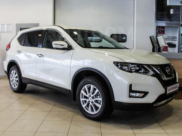 Nissan X-Trail, 2019 год, 1 760 000 руб.